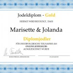 Marisette & Jolanda